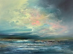 Light of Dawn III by Philip Raskin -  sized 32x24 inches. Available from Whitewall Galleries